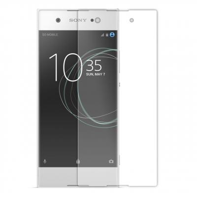 محافظ صفحه نمایش شیشه ای مدل Tempered مناسب برای گوشی موبایل سونی Xperia XA1 (بی رنگ)