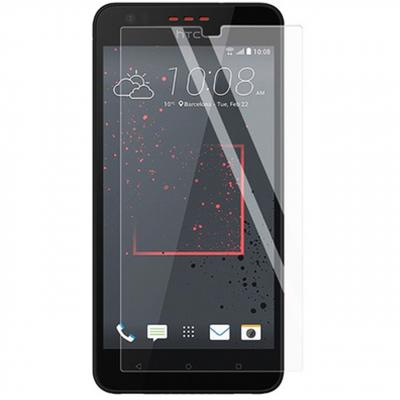 محافظ صفحه نمایش شیشه ای مدل Tempered مناسب برای گوشی موبایلHTC Desire 530 (بی رنگ شفاف)
