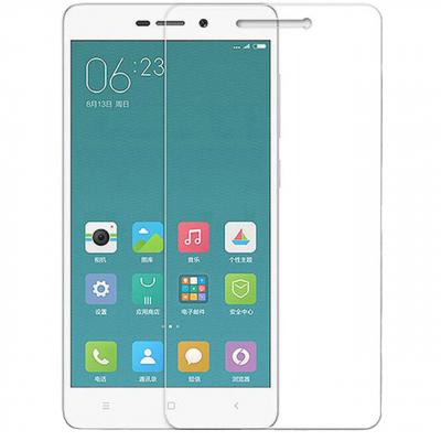 محافظ صفحه نمایش شیشه ای تمپرد مناسب برای گوشی موبایل شیاومی Redmi 4i (بی رنگ شفاف)