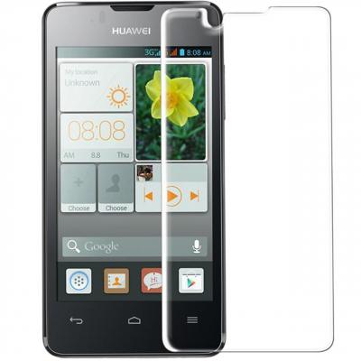 محافظ صفحه نمایش شیشه ای مدل Tempered مناسب برای گوشی موبایل Huawei Y5 (بی رنگ شفاف)