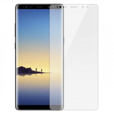 محافظ صفحه نمایش تی پی یو مدل Full Cover مناسب برای گوشی موبایل سامسونگ Galaxy Note 8 (بی رنگ)