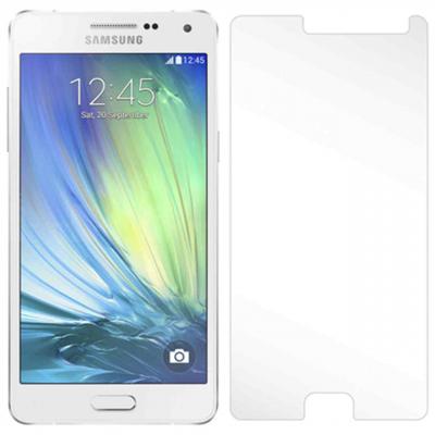 محافظ صفحه نمایش شیشه ای 9H برای گوشی سامسونگ A5 (بی رنگ)