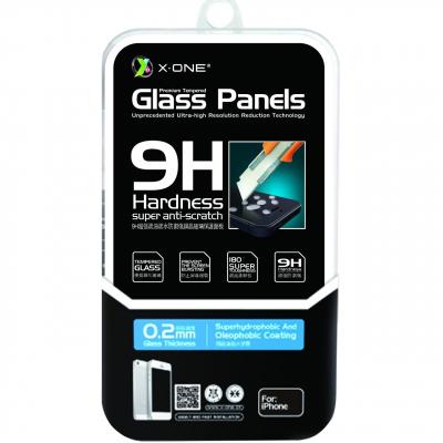 محافظ صفحه نمایش ایکس.وان مدل GL-02-MP مناسب برای گوشی موبایل آیفون 7