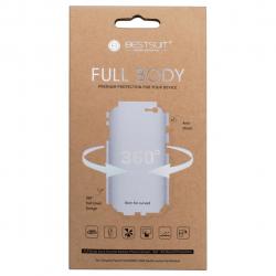 محافظ صفحه نمایش تی پی یو بست سوت مدل Full Body مناسب برای گوشی موبایل اپل آیفون 6Plus/6S Plus (بی رنگ)