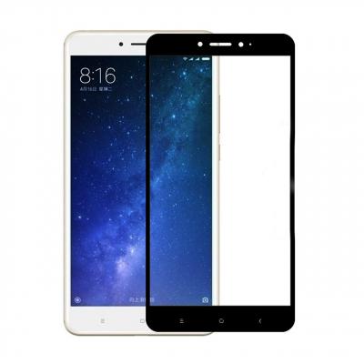 محافظ صفحه نمایش شیشه ای تمپرد مدل Full Cover مناسب برای گوشی موبایل Xiaomi Mi Max 2