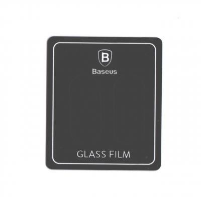 محافظ لنز دوربین شیشه ای باسئوس مدل Glass Film مناسب برای گوشی موبایل آیفون 10/X (مشکی)