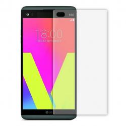 محافظ صفحه نمایش TPU مدل Full Cover مناسب برای گوشی موبایل ال جی V20