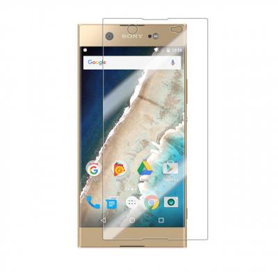 محافظ صفحه نمایش شیشه ای ریمو مدل Full Cover مناسب برای گوشی موبایل سونی Xperia XA1 Ultra (بی رنگ شفاف)