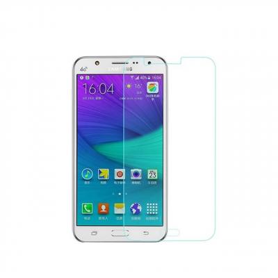محافظ صفحه نمایش مدل Glass J7 مناسب برای گوشی موبایل سامسونگ مدل J7 (بی رنگ)