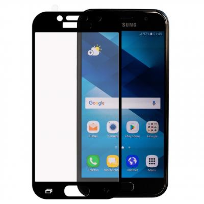 محافظ صفحه نمایش موکول مدل Full Cover 3D Curve مناسب برای گوشی موبایل سامسونگ گلکسی A3 2016
