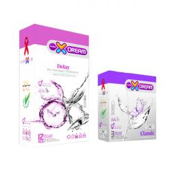 پک بهداشتی جنسی ایکس دریم مدل X5 مجموعه 2 عددی