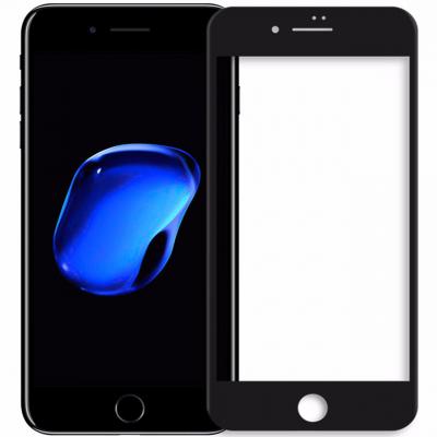 محافظ صفحه نمایش شیشه ای نیلکین مدل 3D AP Plus Pro مناسب برای گوشی موبایل آیفون 7 (مشکی)