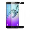 محافظ صفحه نمایش شیشه ای تمپرد مدل Full Cover مناسب برای گوشی موبایل سامسونگ Galaxy A7 2016