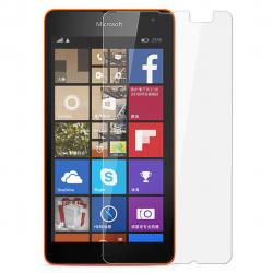 محافظ صفحه نمایش شیشه ای تمپرد مناسب برای گوشی موبایل مایکروسافت Lumia 540