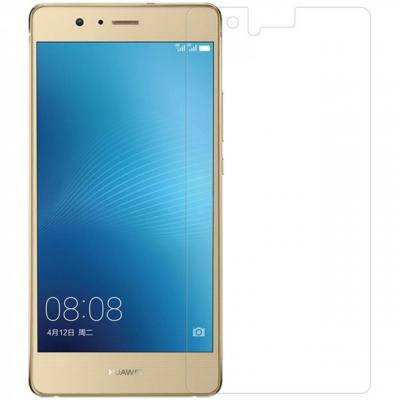 محافظ صفحه نمایش شیشه ای نیلکین مدل Amazing H Anti-Burst مناسب برای گوشی موبایل هوآوی P9 Lite (بی رنگ شفاف)