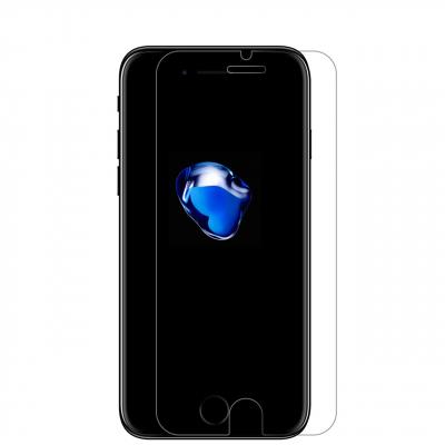 محافظ صفحه نمایش شیشه ای نیلکین مدل Amazing H Anti-Explosion مناسب برای گوشی موبایل آیفون 7 پلاس (بی رنگ شفاف)