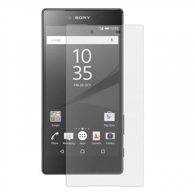 محافظ صفحه نمایش شیشه ای مدل Tempered مناسب برای گوشی موبایل سونی Xperia Z5 Premium (بی رنگ)