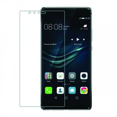 محافظ صفحه نمایش شیشه ای تمپرد مناسب برای گوشی موبایل هوآوی P9 Plus (بی رنگ)