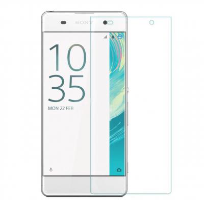محافظ صفحه نمایش شیشه ای تمپرد مناسب برای گوشی موبایل سونی Xperia XA (بی رنگ شفاف)