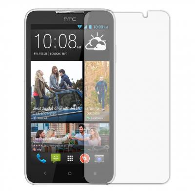 محافظ صفحه نمایش شیشه ای مدل Tempered مناسب برای گوشی موبایل اچ تی سی Desire 516 (بی رنگ)