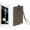 محافظ صفحه نمایش شیشه ای موکول مدل BH01-A-i7-4-B مناسب برای گوشی موبایل آیفون 7