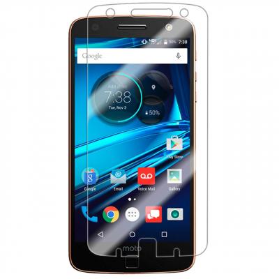 محافظ صفحه نمایش شیشه ای مدل Tempered مناسب برای گوشی موبایل موتورولا Z Force