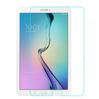 محافظ صفحه نمایش شیشه ای تمپرد مناسب برای تبلت سامسونگ Samsung Galaxy Tab E 9.6 (بی رنگ شفاف)