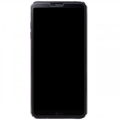 محافظ صفحه نمایش شیشه ای اسپیگن مدل GLAS.tR Slim مناسب برای گوشی موبایل ال جی G6
