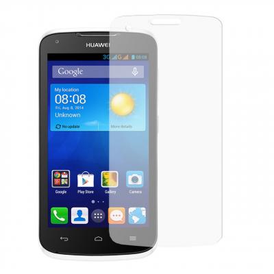 محافظ صفحه نمایش شیشه ای تمپرد مناسب برای گوشی موبایل هوآوی Ascend Y520 (بی رنگ)