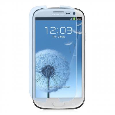 محافظ صفحه نمایش شیشه ای مدل Tempered مناسب برای گوشی موبایل سامسونگ Galaxy S3 (بی رنگ)
