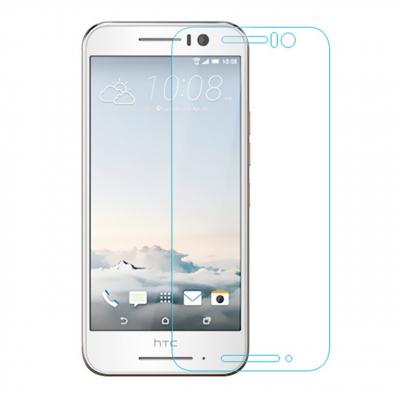 محافظ صفحه نمایش شیشه ای مدل Tempered مناسب برای گوشی موبایل اچ تی سی One S9 (بی رنگ)