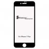 محافظ صفحه نمایش استرانگ مدل Full Cover مناسب برای گوشی موبایل آیفون 7 و 8 پلاس