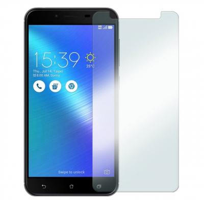 محافظ صفحه نمایش شیشه ای مدل Tempered مناسب برای گوشی موبایل ایسوس zenfone max 5.2 (بی رنگ)