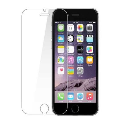 محافظ صفحه نمایش شیشه ای تمپرد باسئوس مناسب برای گوشی موبایل اپل آیفون 6/6S (بی رنگ شفاف)