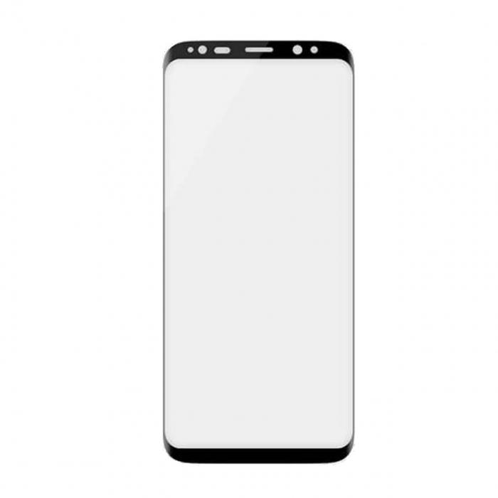 محافظ صفحه نمایش شیشه ای نیلکین مدل Amazing 3D AP Plus Pro مناسب برای گوشی موبایل سامسونگ S8 plus