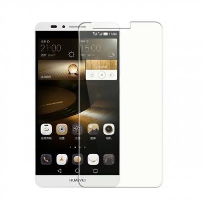 محافظ صفحه نمایش شیشه ای مدل Tempered مناسب برای گوشی موبایل هوآوی Mate 8 (بی رنگ شفاف)
