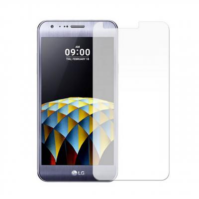 محافظ صفحه نمایش شیشه ای مدل Tempered مناسب برای گوشی موبایل ال جی X Cam (بی رنگ شفاف)
