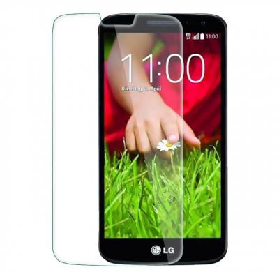 محافظ صفحه نمایش شیشه ای مدل Tempered مناسب برای گوشی موبایل ال جی G2 (بی رنگ)