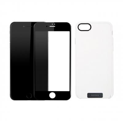 محافظ صفحه نمایش ریمکس مدل Crystal مناسب برای گوشی موبایل آیفون 8