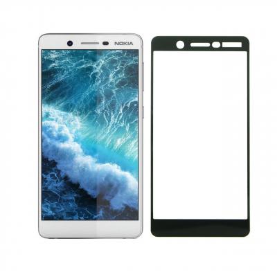 محافظ صفحه نمایش ریمو مدل Full Cover مناسب برای گوشی موبایل نوکیا 7 (مشکی)