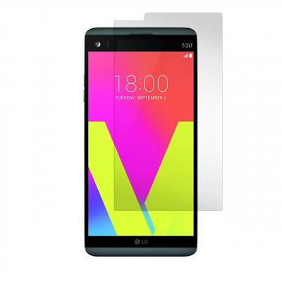 محافظ صفحه نمایش شیشه ای مدل Tempered مناسب برای گوشی موبایل ال جی V20 (بی رنگ شفاف)