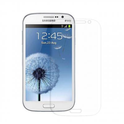 محافظ صفحه نمایش شیشه ای مدل Tempered مناسب برای گوشی موبایل سامسونگ Galaxy Grand Neo Plus (بی رنگ شفاف)