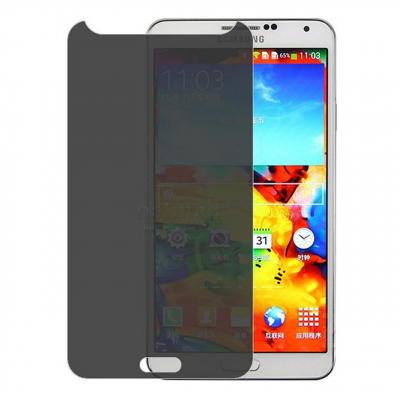 محافظ صفحه نمایش شیشه ای Magic Glass مدل Privacy مناسب برای گوشی Samsung Galaxy A3 2016 (مشکی)