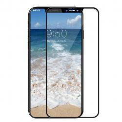 محافظ صفحه نمایش شیشه ای موکولو مدل 3D مناسب برای گوشی موبایل iPhone X
