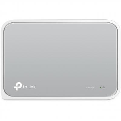 سوییچ 5 پورت تی پی-لینک مدل TL-SF1005D Ver 13.0