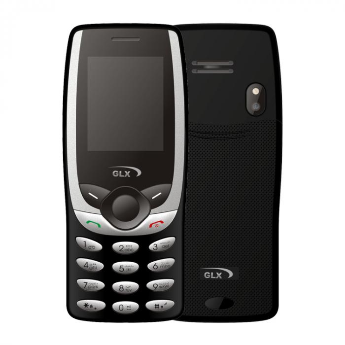 گوشی موبایل جی ال ایکس مدل N8 دو سیمکارت | GLX N8 Mobile Phone Dual Sim