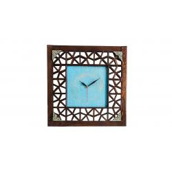 ساعت گالری اسعدی مدل 66082 (آبی روشن)