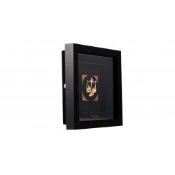 تابلو طلاکوب گالری الون طرح مهر کد 198190 سایز (free)