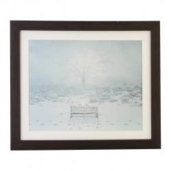 تابلو عکس استودیو روزتو طرح مه و سکوت کد 188013 سایز (free)