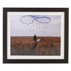 تابلو عکس استودیو روزتو طرح چتر خیس کد 0188025 سایز (free)